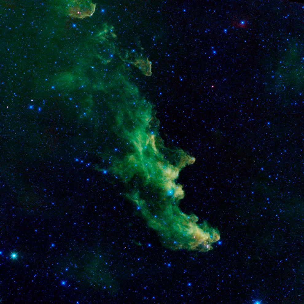 Дальние галактики