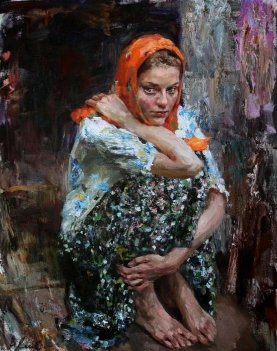 художник Владимир Ежаков (Vladimir Ezhakov) картины – 13
