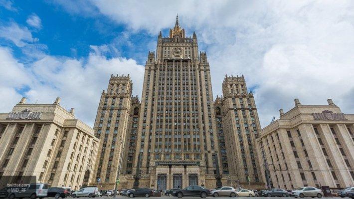 НАТО хочет вернуть Европу во времена холодной войны – МИД РФ