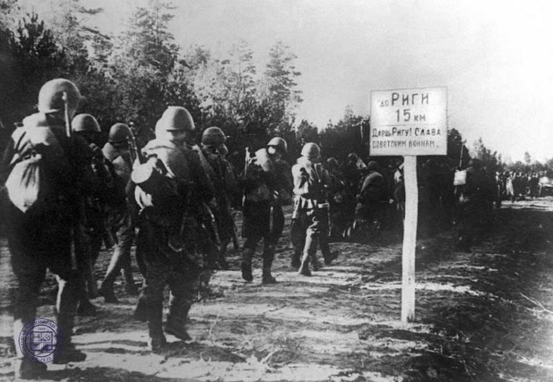 В Латвии назвали освобождение Риги от фашистов «началом советской оккупации»