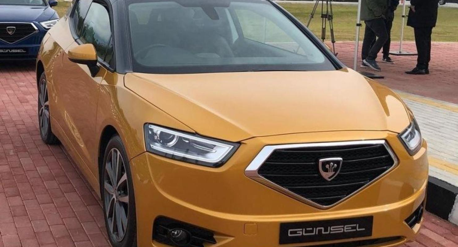 На Северном Кипре наладят выпуск собственного электрокара Автомобили
