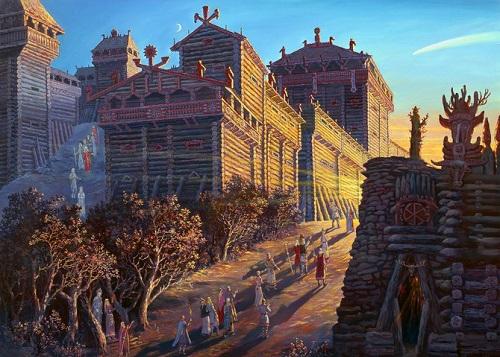 Древнейший Солнечный Культ - Вера наших Предков