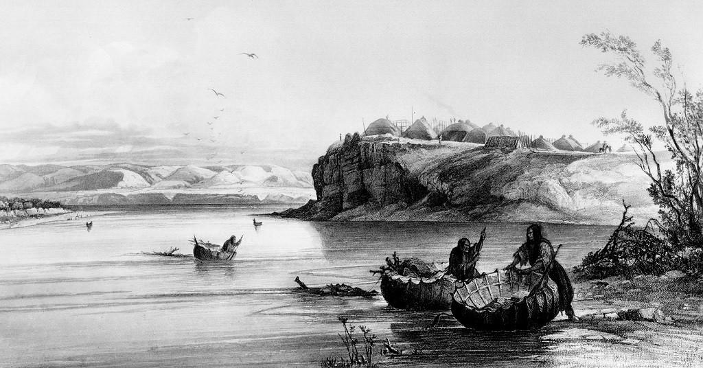 Таинственный Мадог, открывший Америку задолго до Колумба