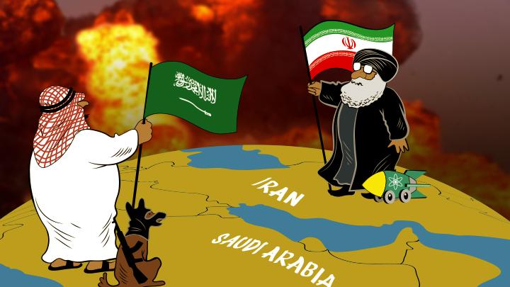 Атака на иранский танкер: Трамп использует саудитов как пушечное мясо точки