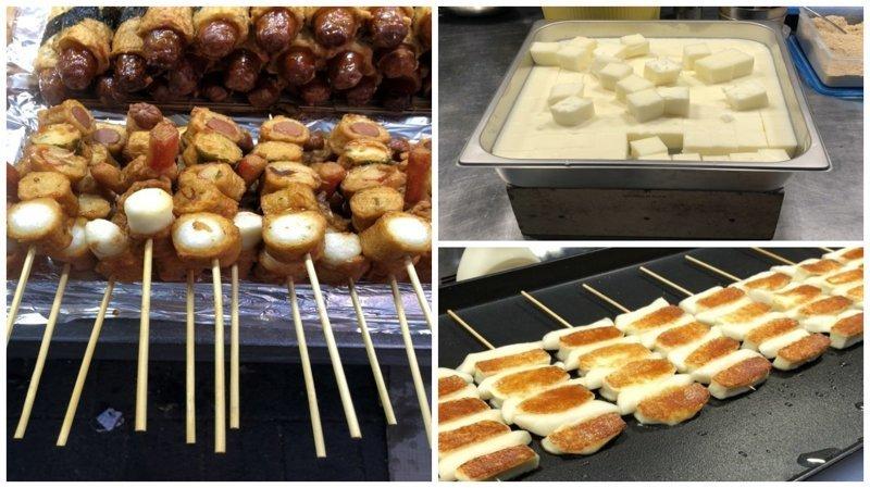 29 доказательств того, что в Южной Корее самая вкусная уличная еда на свете