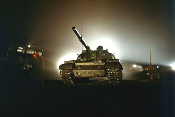 «Мы отчаялись, но тут из огня появился русский танк»: Морские котики США о своем спасении морской пехотой СССР