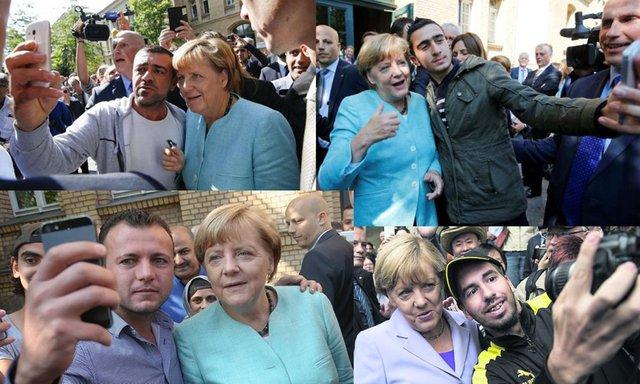 Миграционный кризис разрушает правительство Меркель