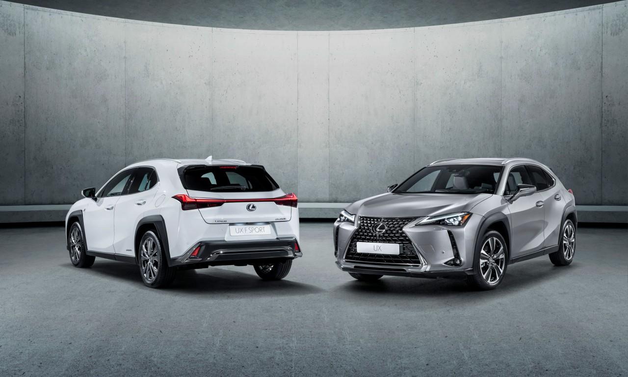 Lexus UX: японцы всерьез взялись за сегмент компакт-кроссоверов
