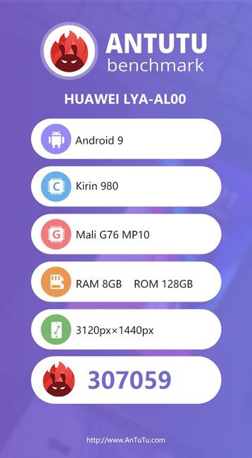 Huawei Mate 20 Pro на базе Kirin 980 стал самым производительным Android-смартфоном в мире