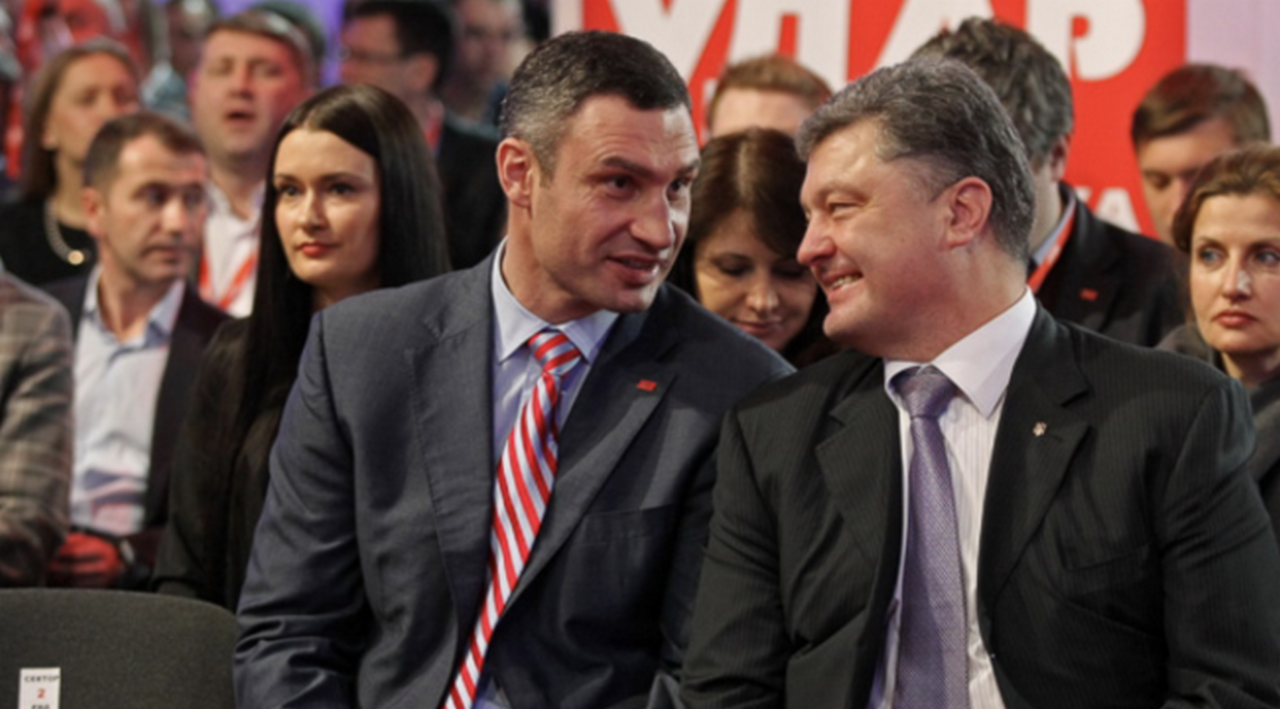 Украина: внешнеполитические итоги января