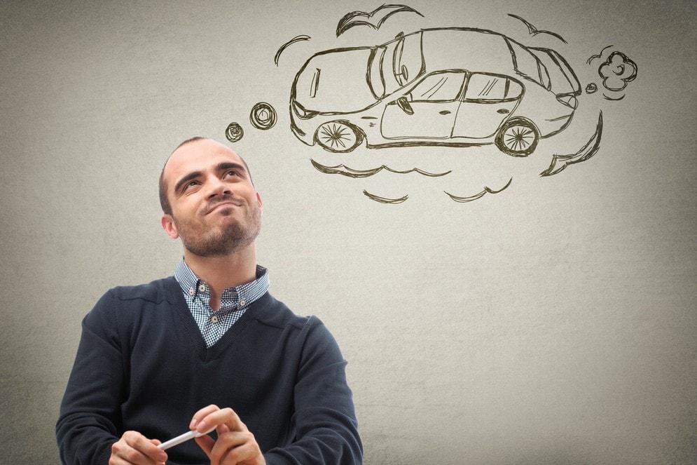 О каких автомобилях мечтают россияне?