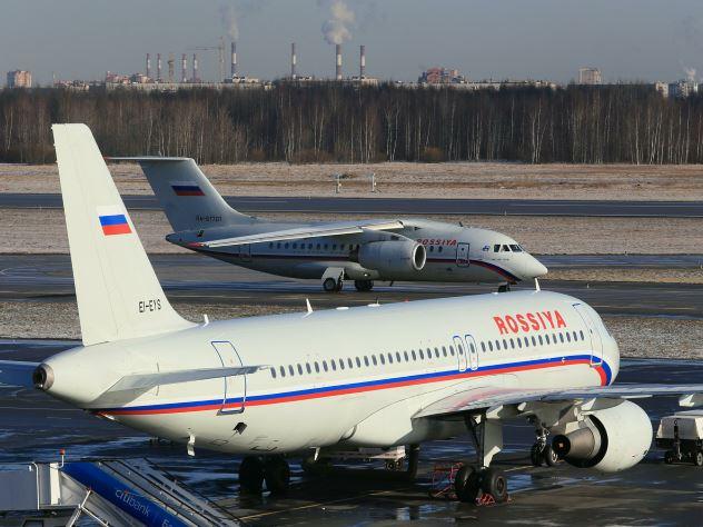 Самолет с членами регионального правительства совершил вынужденную посадку