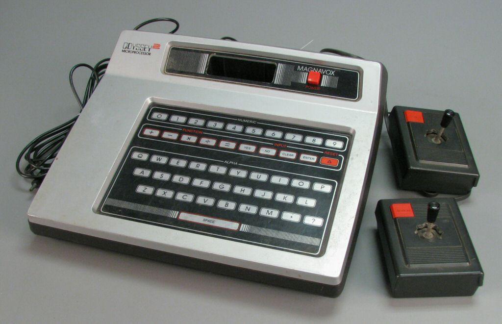 7. Magnavox Odyssey² Игровые приставки, игры, компьютеры, технологии