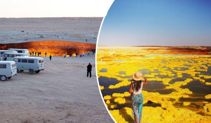 Темный туризм: Жуткие уголки планеты, куда стремятся путешественники-экстремалы