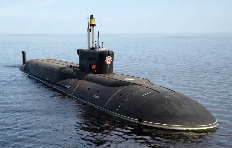 В США смоделировали ядерный удар подлодки «Борей»