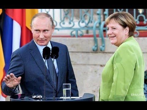 Проплаченные против Путина демонстрации в Европе