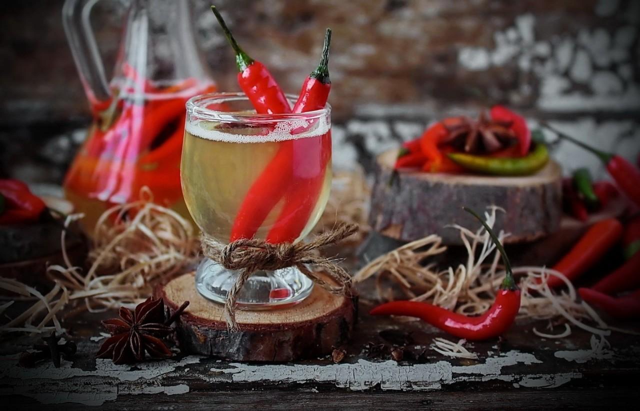 Вкуснейшие алкогольные самодельные напитки для зимы