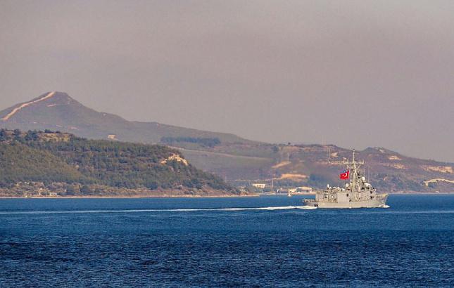 Вице-адмирал: За активность в Черном море США «получат по зубам»