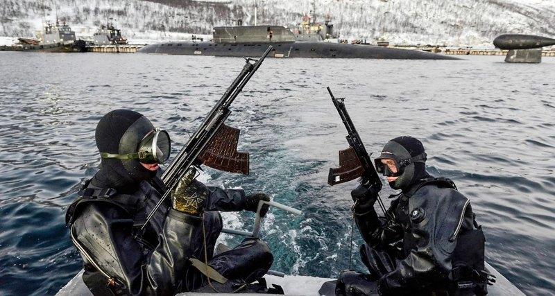 Военных пловцов обучат подводному рукопашному бою вДагестане