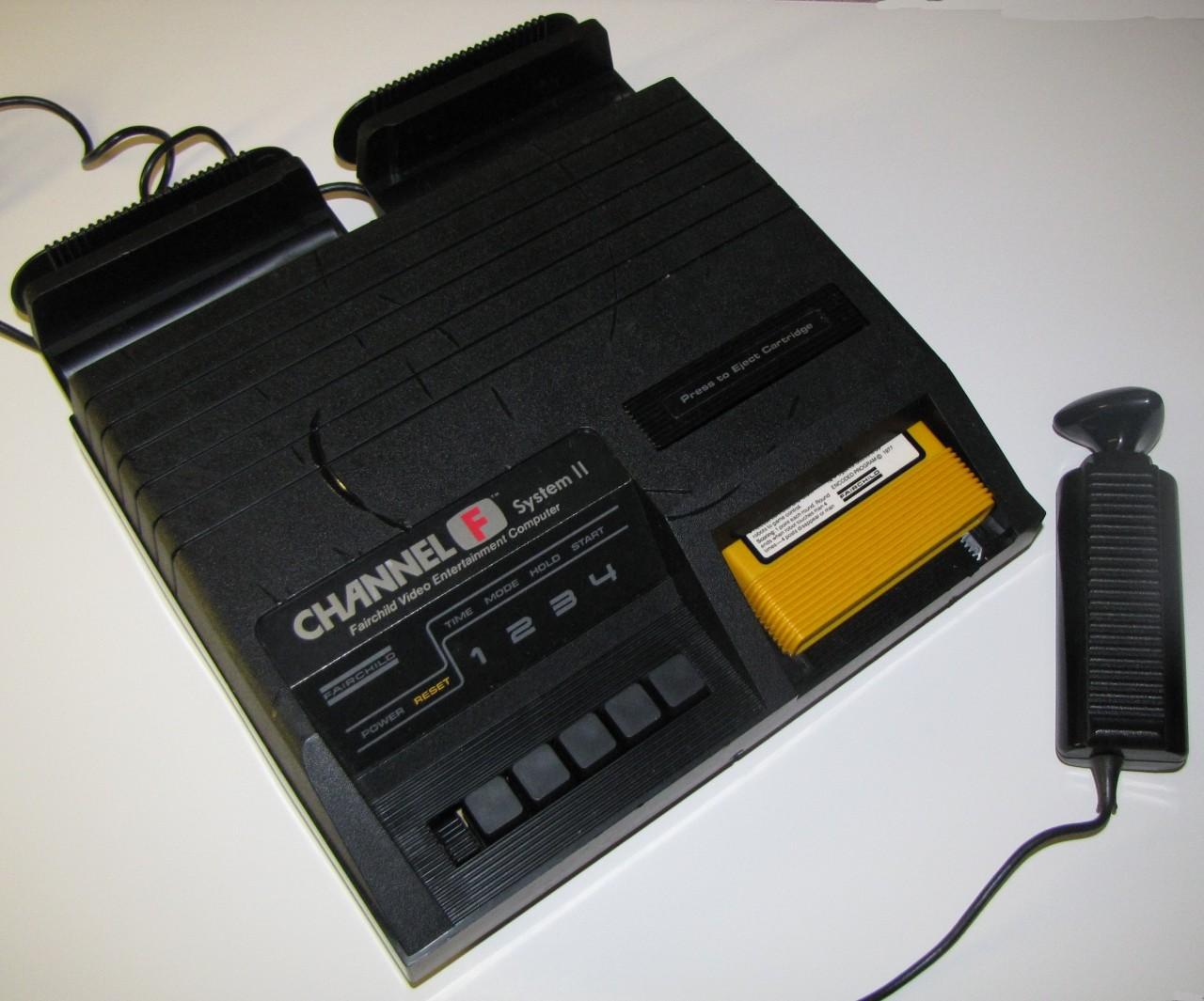 4. Fairchild Channel F Игровые приставки, игры, компьютеры, технологии