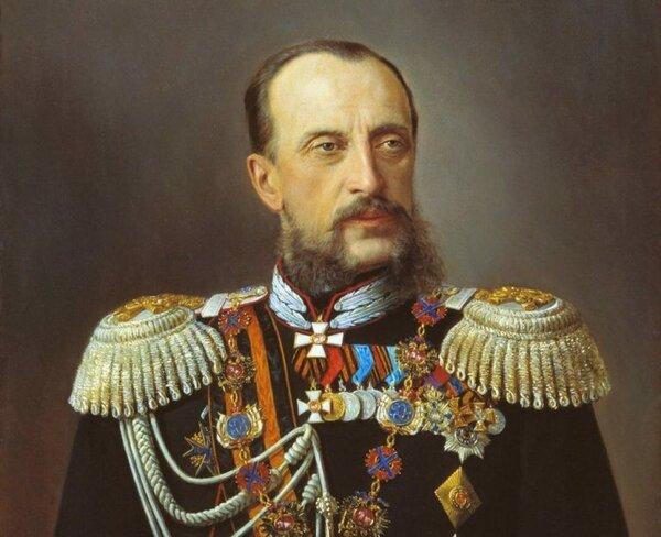 Как сын Николая I