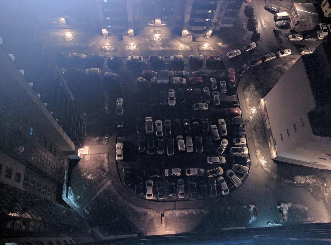 Притча о бесплатной парковке