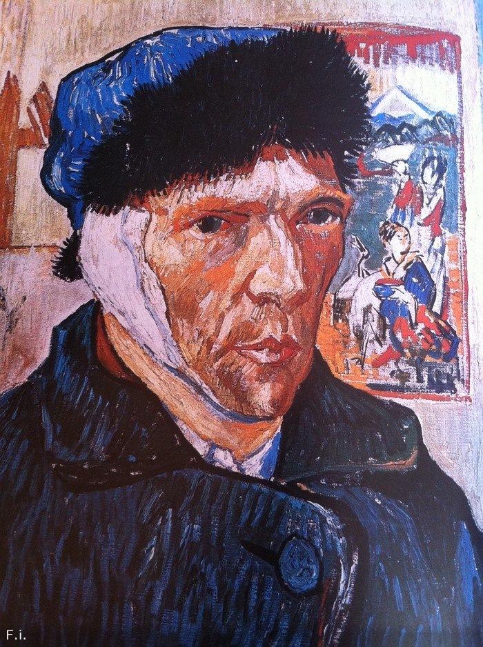 Винсент Ван Гог: об опыте переживания психического расстройства.