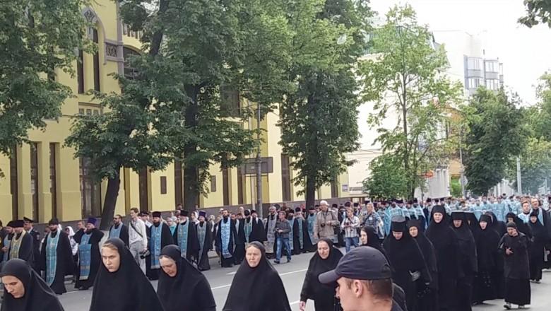Крестный ход с иконой «Знамение» в Курске состоится утром 25 сентября 2018 года