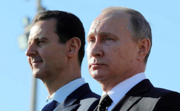 Русские вернулись на Ближний…