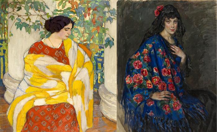 Картины Елены Киселевой.