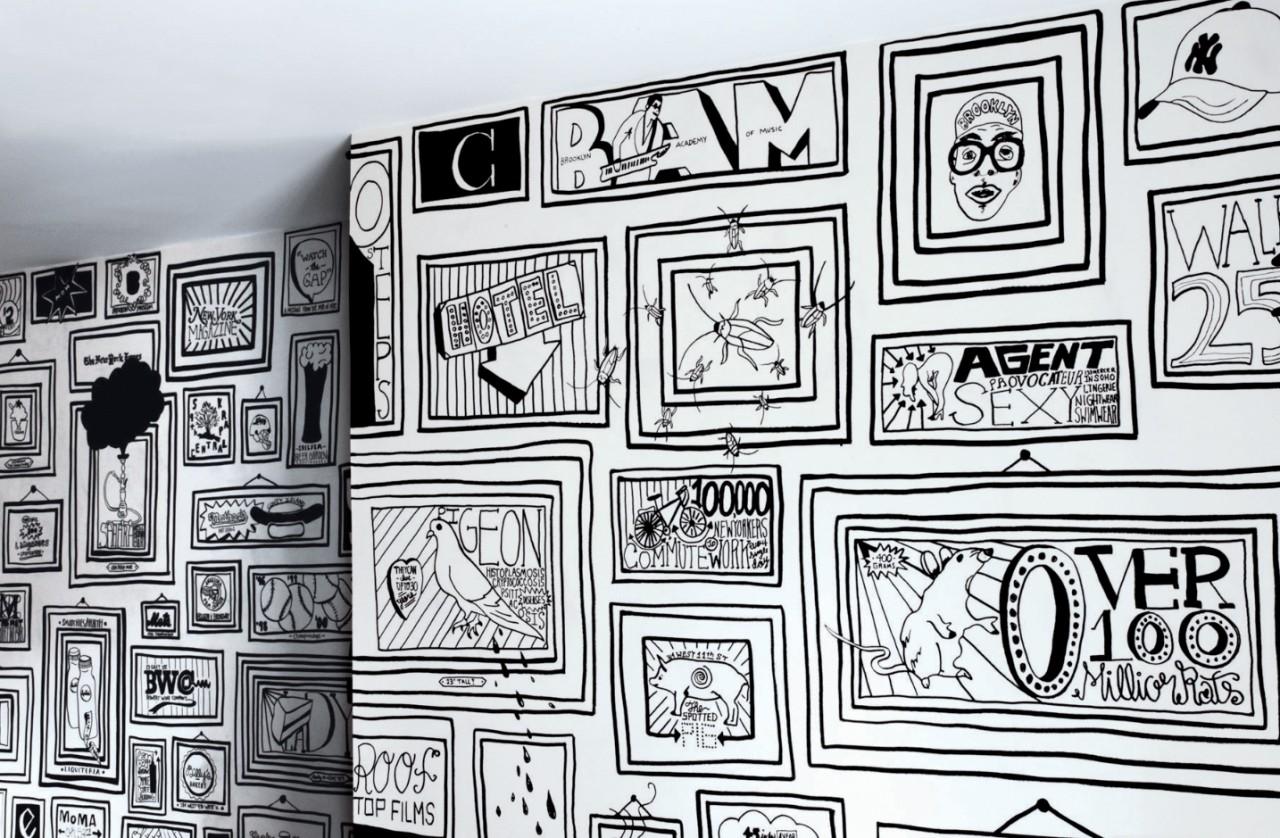 черно белые картинки крутые для украшения стены печатать настройки камеры кэш