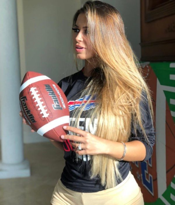 Девушки тоже любят спорт