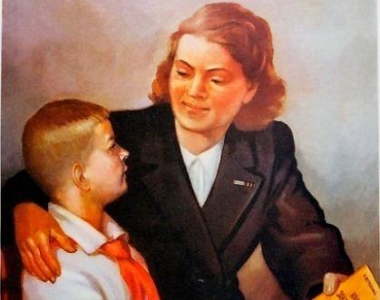 Господи, какой же это тоскливый ужас! история,общество,СССР