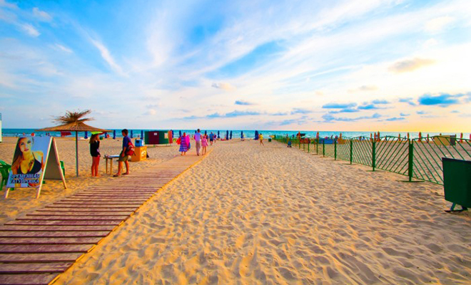 5 самых красивых пляжей России. Не уступают по красоте экзотике с открыток Культура