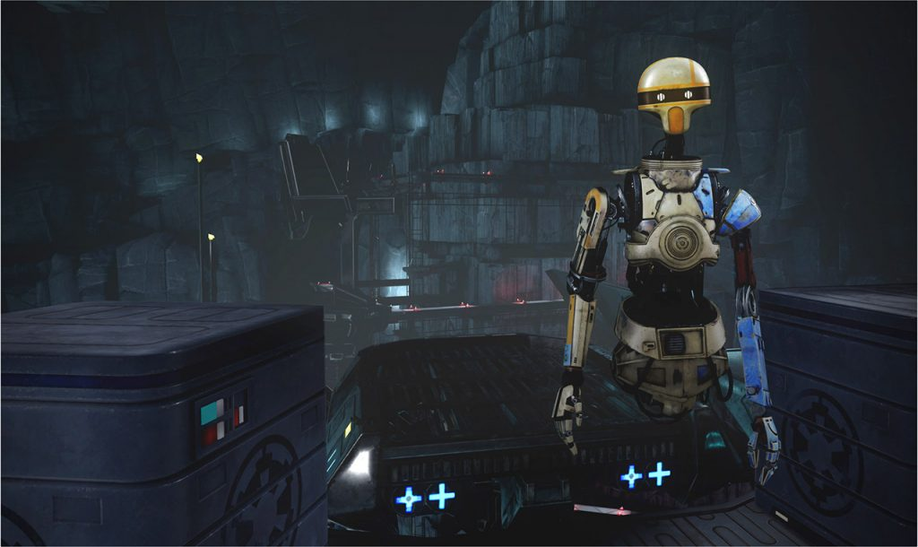 Vader Immortal: A Star Wars VR Series. Впечатляющий VR про Дарта Вейдера action,adventures,pc,vader immortal: a star wars,Дарт Вейдер,Игры,Приключения