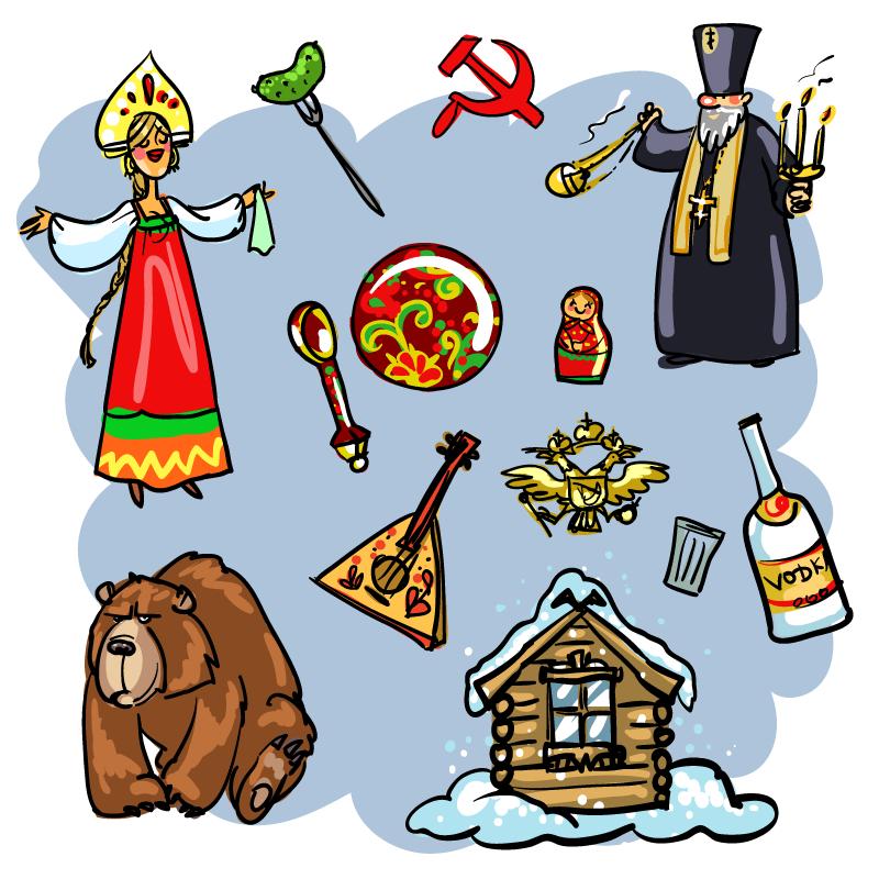 Анекдот о том, что больше всего удивило иностранца в России