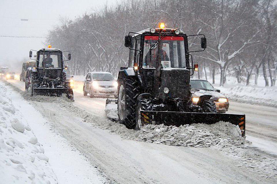 В Марьиной Роще на уборку улиц и дворов зимой выйдут 35 единиц техники