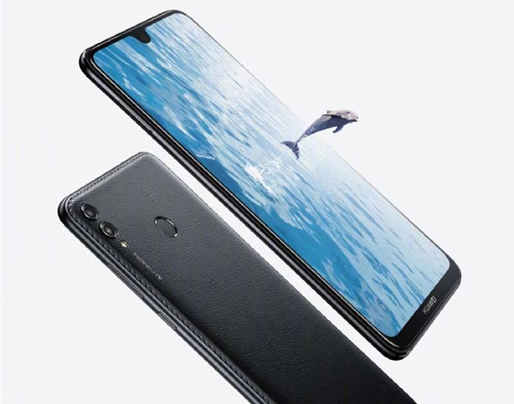 Смартфон Huawei Enjoy MAX получил огромный дисплей и мощный аккумулятор новости