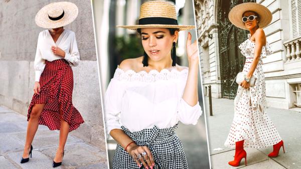 Как спрятаться от солнца изящно: 12 стильных образов со шляпкой