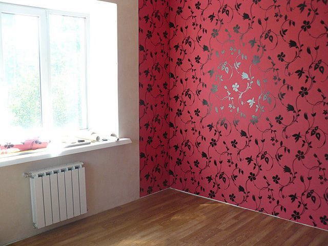 Под какие обои можно не шпаклевать стены квартиры советы