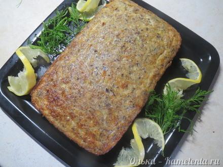 Приготовление рецепта Суфле из консервированной рыбы шаг 12