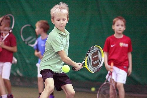 Сахалинские теннисисты поборолись за Кубок мэра