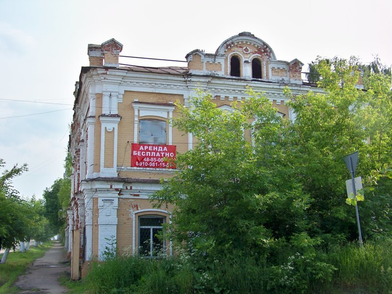 Работать здесь негде Города России, ивановская область, красивые города, пейзажи, путешествия, россия