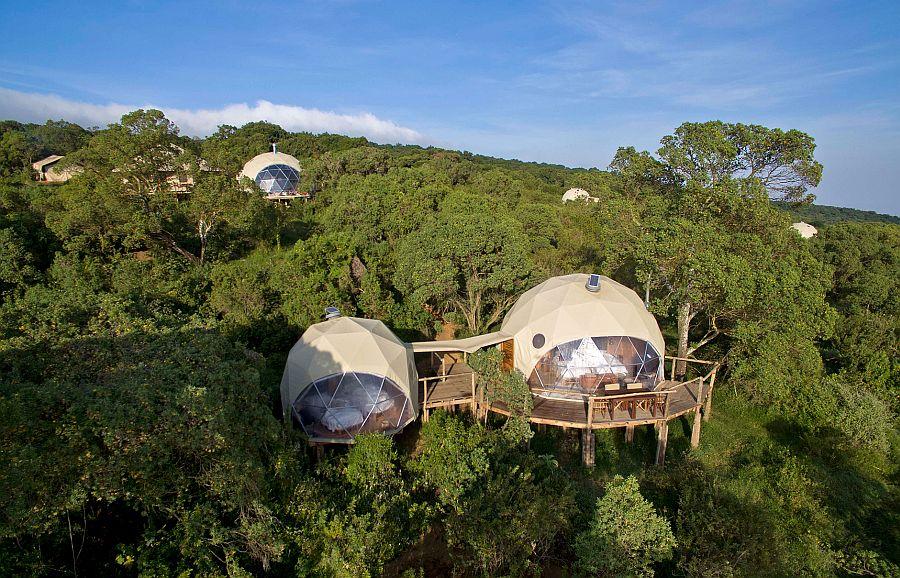 Сафари-лодж лагерь Хайлендс (The Highlands) в Танзании