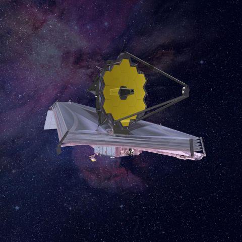 «Джеймс Уэбб»: как устроен самый совершенный космический телескоп