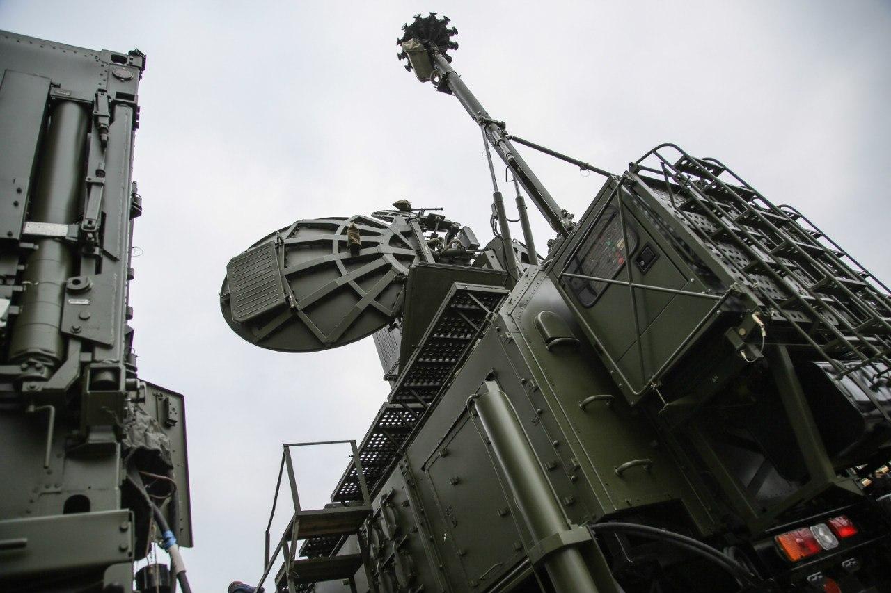 Создание интегрированной системы ПВО и РЭБ Сирии идет полным ходом