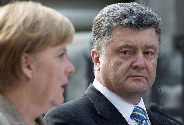 В Киеве обвинили Германию в …