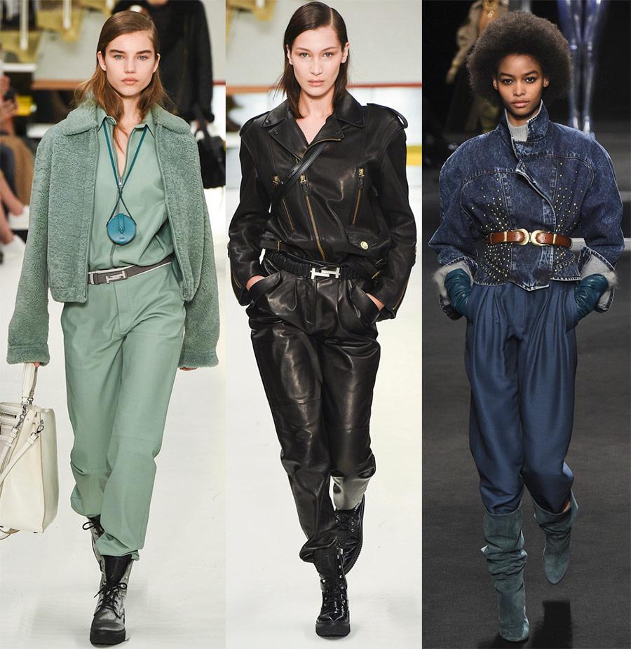 Модные женские брюки 2018-2019