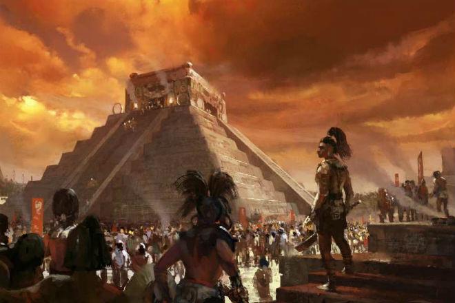 Как появились майя: исследования ученых история