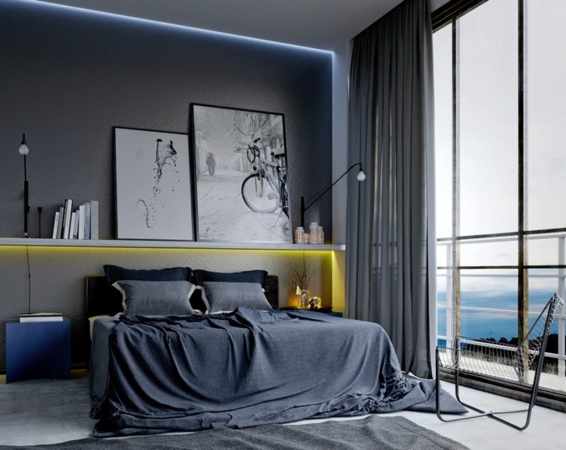 Мужская спальня (5)